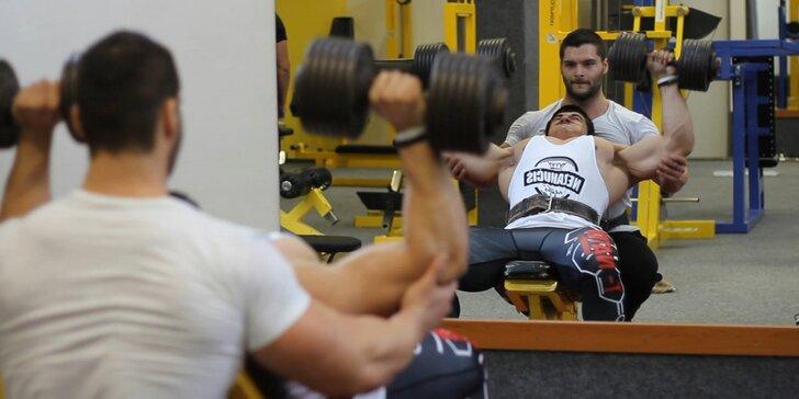 Cvičení postavené na míru s profesionálním fitness trenérem: 1, 5 nebo 10 lekcí