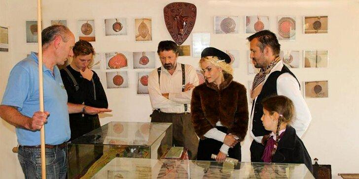 Poznejte tajemství Vítka z Prčice: návštěva Muzea - památníku rodu Vítkovců