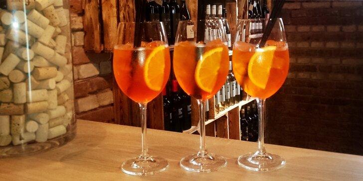 Osvěžující Aperol Spritz: dvě sklenky nebo permanentka na deset drinků