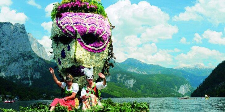 58. ročník největšího květinového svátku v Rakousku: Festival narcisů + Hallstatt