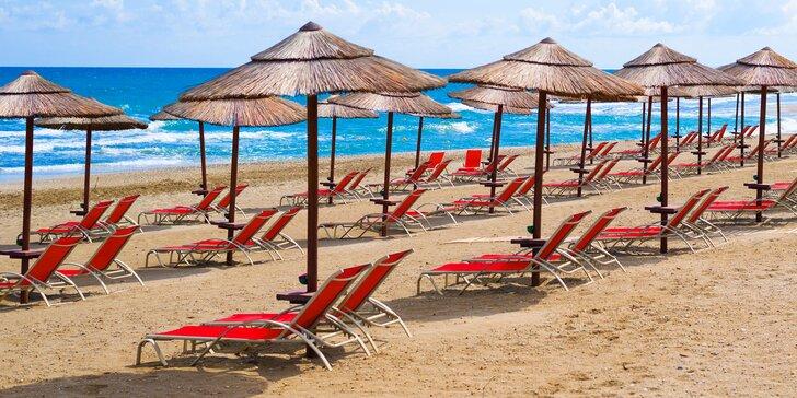 Báječný týden na italském poloostrově Gargano: ubytování v karavanu u moře