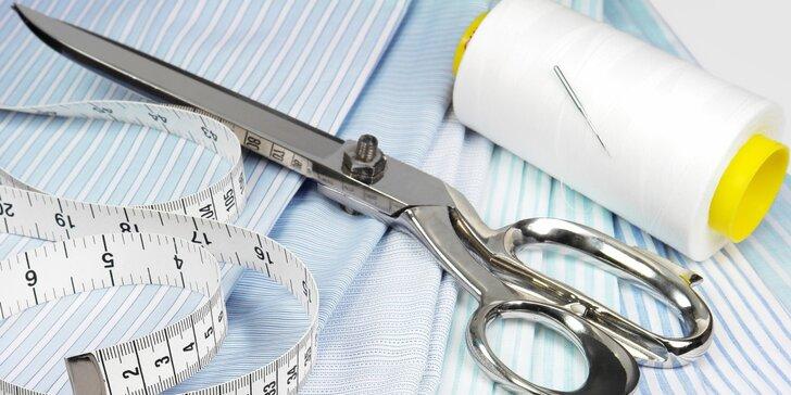 Marš ke krejčímu: profesionální úprava a oprava oděvů v La Marche