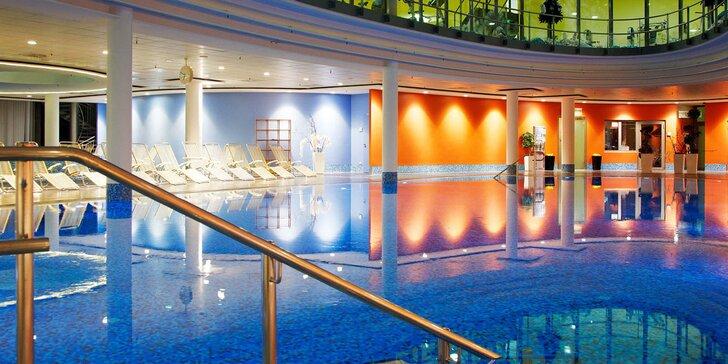 Pobyt pro dva v berlínském 4* wellness hotelu: snídaně, bazén, sauna i jacuzzi