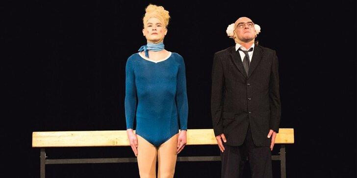 Jak se Husákovi zdálo, že je Věra Čáslavská - groteska v Divadle Bolka Polívky
