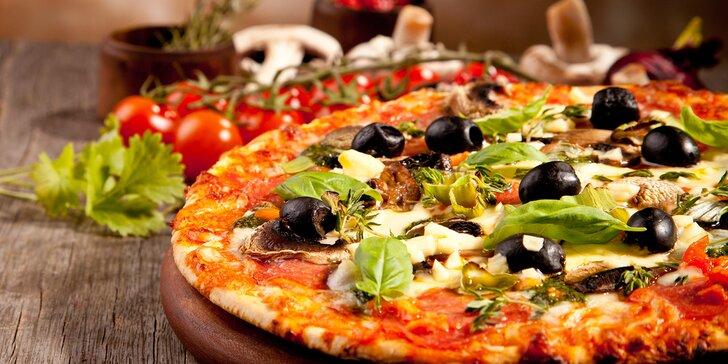 To nejlepší z italské kuchyně: Delikátně křupavé pizzy