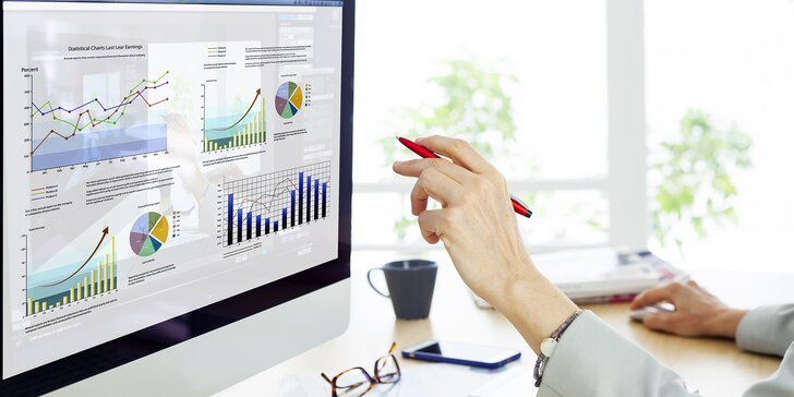 Excelovým profíkem z domova: základní i pokročilé videokurzy s certifikátem