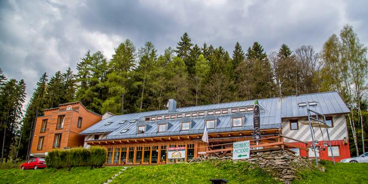 Dovolená v Peci pod Sněžkou s chutným jídlem – blahodárný relax i turistika