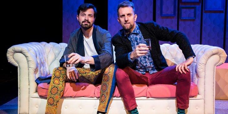 Vstupenka na Jak je důležité býti (s) Filipem v Divadle pod Palmovkou