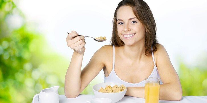 Komplexní balíček pro vaše zdraví vč. jídelníčku a měření