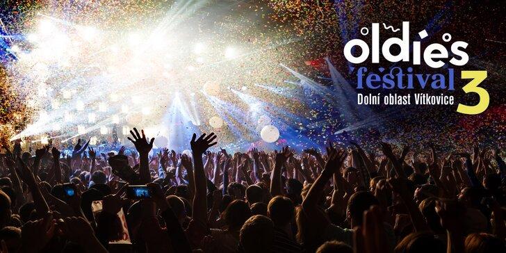Oldies Festival: Rozjeďte to na největší open air akci v ČR s hity 90. let