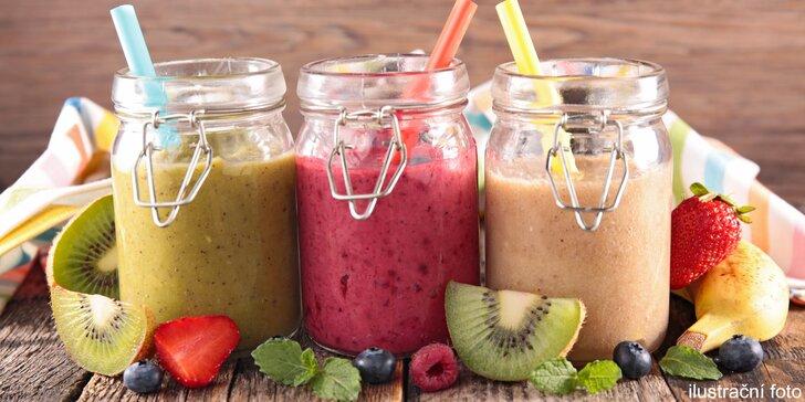 Zdravé mlsání: Osvěžující smoothie dle vašeho výběru