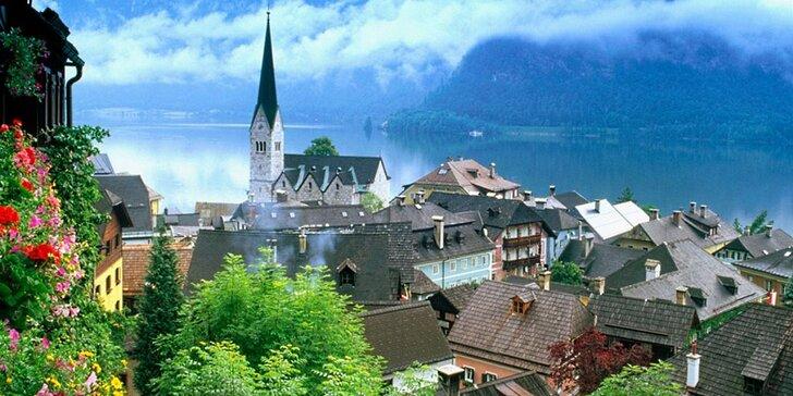 Objevte opravdový poklad během výletu k jezerům Solné komory v Rakousku