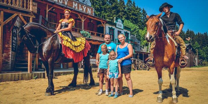 Celodenní vstup do Šiklandu pro děti i dospělé + šiklák na atrakce a občerstvení