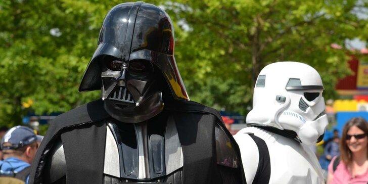 Den Star Wars-jedinečná akce v Legolandu s odjezdem z celé ČR včetně vstupenky