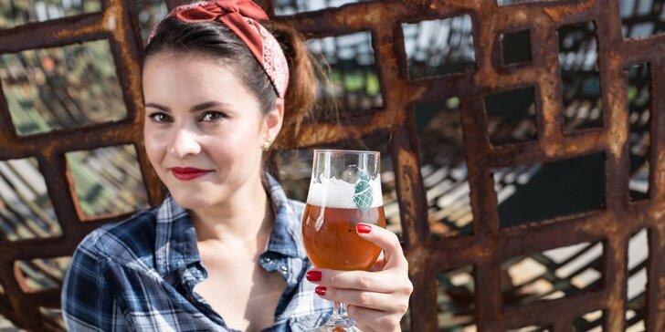 Brewstock: Plzeňský pivně-kulturní festival - Ochutnávka z pivovaru Zhůřák