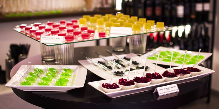 Propadněte tajům molekulární mixologie: degustace 5 speciálních koktejlů