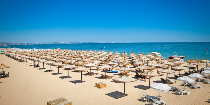 Super Last Minute týden v Bulharsku: all inclusive od 4990 Kč, na výběr 3 hotely