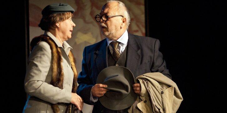 Představení: Mravnost - marnost v divadle EXIL