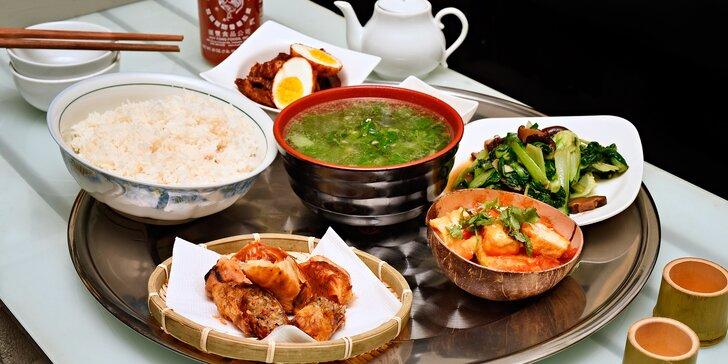 Degustace tradičních vietnamských dobrot v centru Prahy pro 2, 4 nebo 6 osob