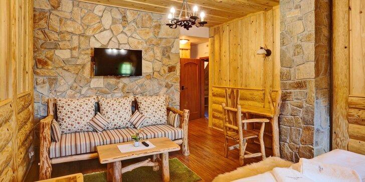 Pobyt s vůní dřeva – 3 dny v překrásném Srubu u Medvěda v malebných Beskydech