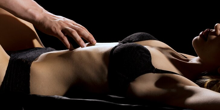 Relaxační balíčky pro jednotlivce i páry: smyslná tantra či aroma masáž a koupel