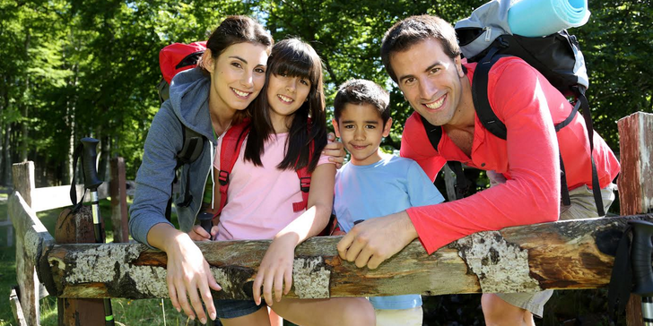 Pohoda pro celou rodinu na dovolené v Krušných horách v rodinných apartmánech