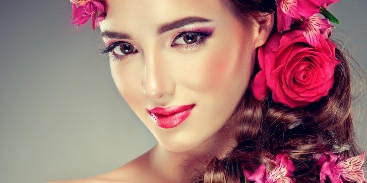 Splněné dámské sny: Kosmetické ošetření, masáž, pedikúra a lymfodrenáž