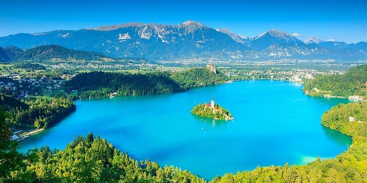 To nejlepší ze Slovinska - druhé největší město Maribor a jezero Bled