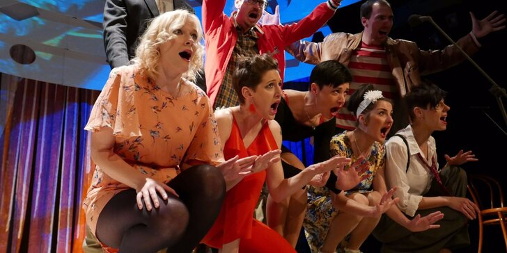 Vstupenka na představení Swing se vrací neboli o štěstí