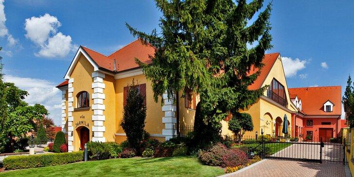 Krásy podzimní Moravy: jídlo, relaxace, burčák či Svatomartinské i bowling