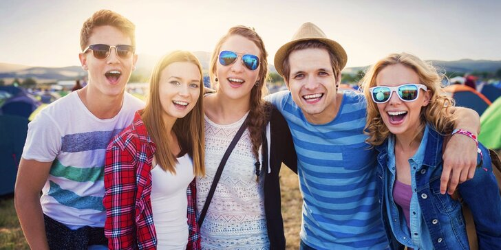 Netradiční letní tábor pro mládež s americkými lektory a trenéry