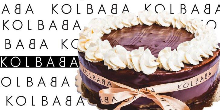 Výtečné dorty z ostravské Kolbaby: smetanový sachr nebo karamelové Oreo