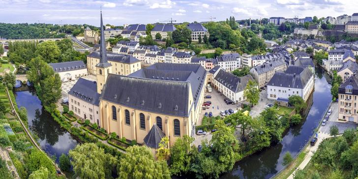 Víkendový výlet do Lucemburského velkovévodství a Belgického království