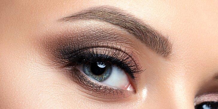 Permanentní make-up obočí pomocí techniky 3D vláskování