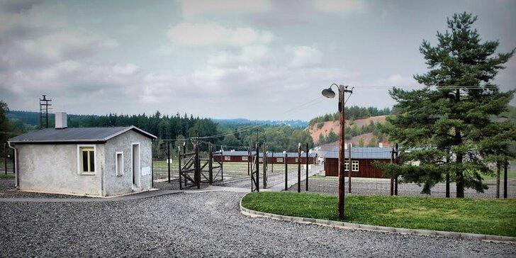 Navštivte Památník Vojna Lešetice včetně projížďky hornickým vláčkem