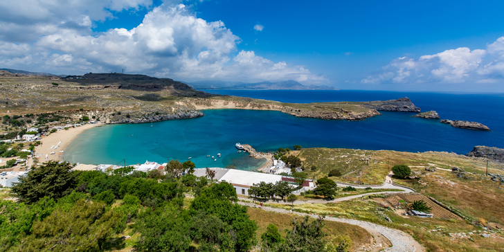 9 nocí v Řecku na Olympské riviéře s polopenzí a možností doplacení dopravy
