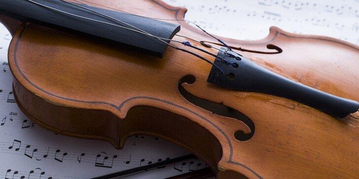 Hudební nástroje v dějinách ze sbírky Jaromíra Růžičky