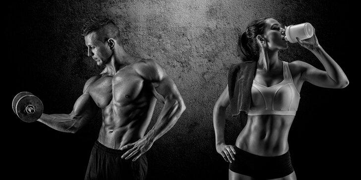 Pro pevné svaly i hubenější figuru: Tréninky s profesionální trenérkou