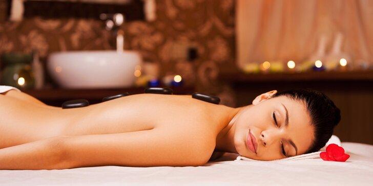 100 minut voňavého hýčkání – masáže i aromatická lázeň