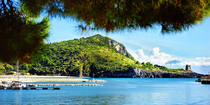 Týden v Itálii: ubytování v bungalovu až pro 8 osob, jen 100 metrů od pláže