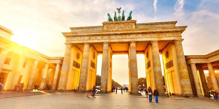 3 dny v Berlíně: rodinný hotel se snídaní v blízkosti zoo a na dosah centra