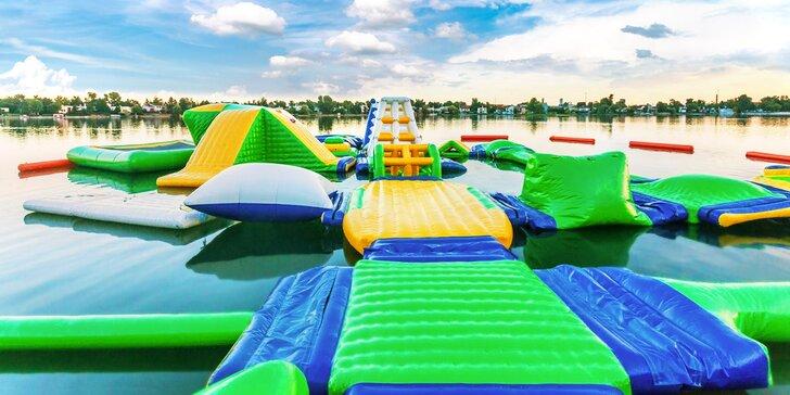 3-8 dní na Slunečných jezerech s polopenzí, bazény, wellness a dětskými atrakcemi