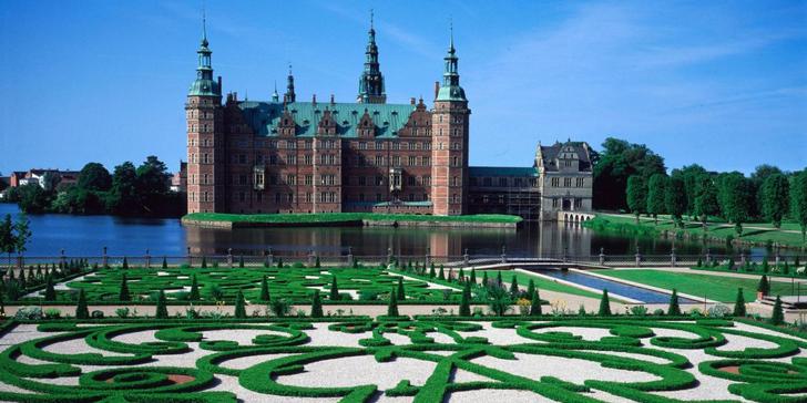 To nejlepší z Dánska - největší renesanční zámek Frederiksborg a odpolední Kodaň
