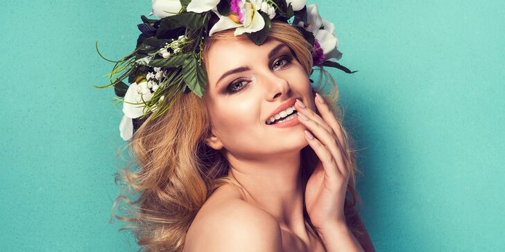 Kompletní kosmetické letní ošetření pleti