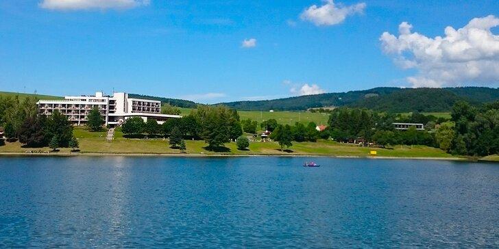 3-6denní pobyt u lázní Luhačovice: Polopenze, bazén a relax v krásném kraji