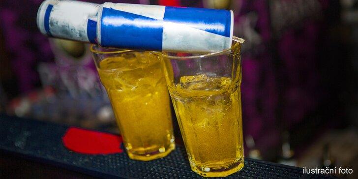 Zajděte na 1, 2, nebo rovnou na 4 drinky do vintage baru s domácí atmosférou