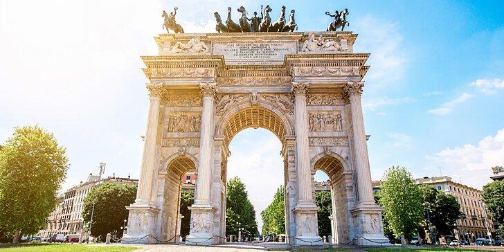 Vydejte se do italského Milána za uměleckými skvosty a módní inspirací