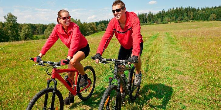 Letní či podzimní dovolená v Božím Daru: Polopenze a skvělé zázemí pro cyklisty