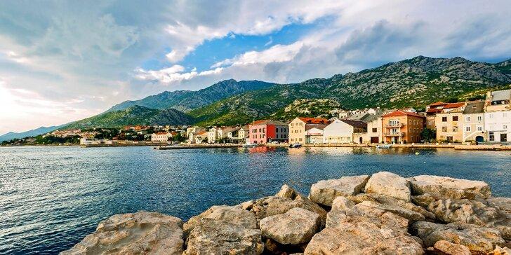 3 nebo 7 nocí v Chorvatsku v 3* hotelu s all inclusive + dítě do 12,99 let zdarma