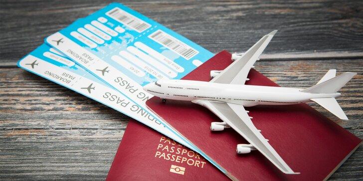 Do Bulharska ještě v červnu: Zpáteční letenka do Burgasu, odlet z Prahy nebo Brna